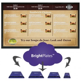 BrightPlates Cloud Licence 1 Year