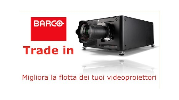 Barco Trade-In
