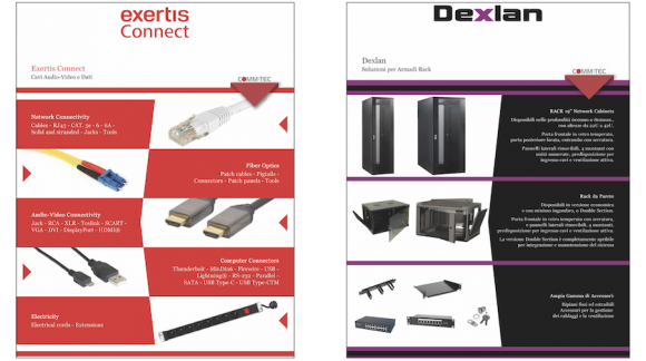 Exertis Connect e Dexlan