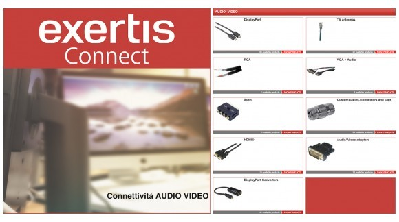 Exertis Connect