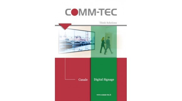 Canale Digital Signage