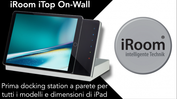 Novità di iRoom: iTop On-Wall