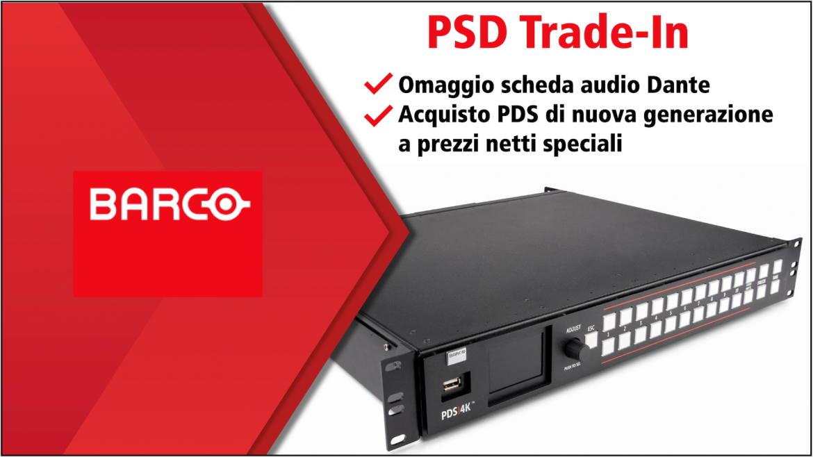 Barco IP TRADE-IN