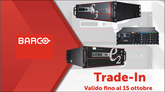 Barco Image Processing: