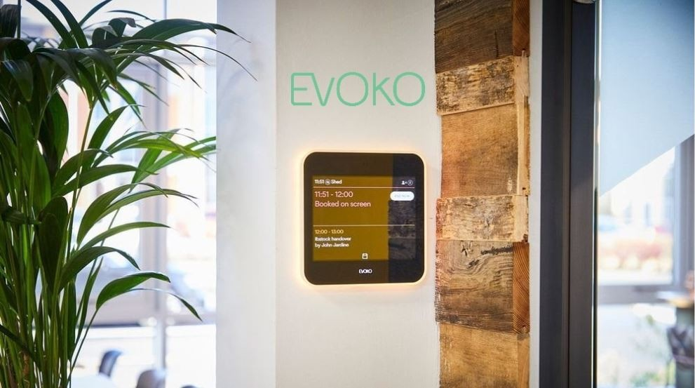 Evoko Liso Room Manager